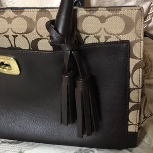 Coach Shoulder Bag! Never Use!